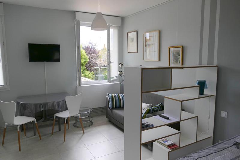 Studio proche gare St Jean Bordeaux